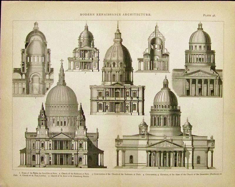 paris renaissance buildings