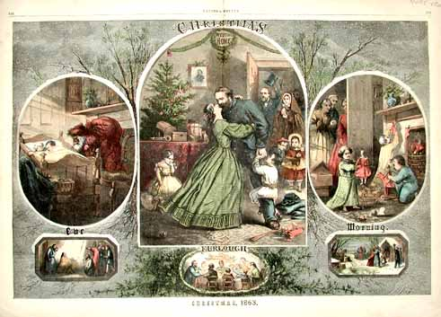 Christmas And The Civil War J D R Hawkins