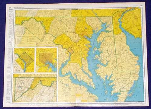 Prints Old  Rare  Delaware page