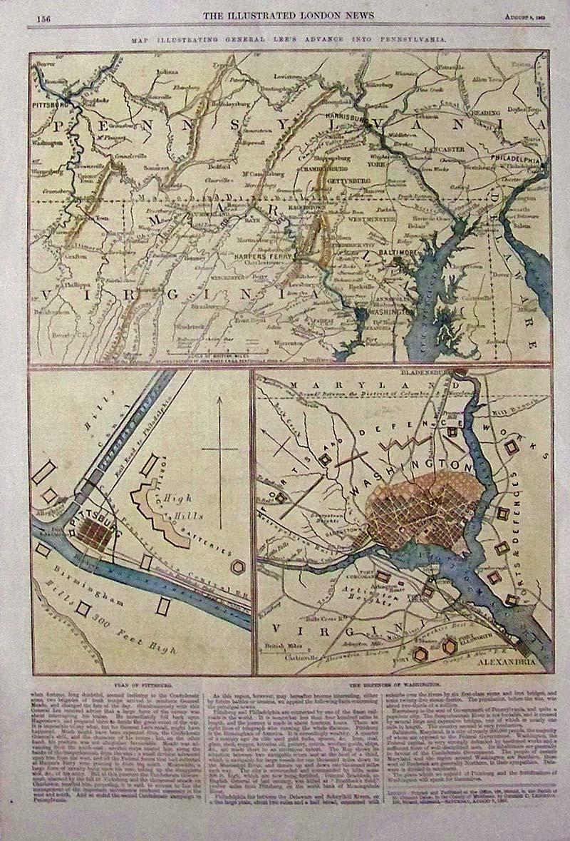 prints old u0026 rare district of columbia page