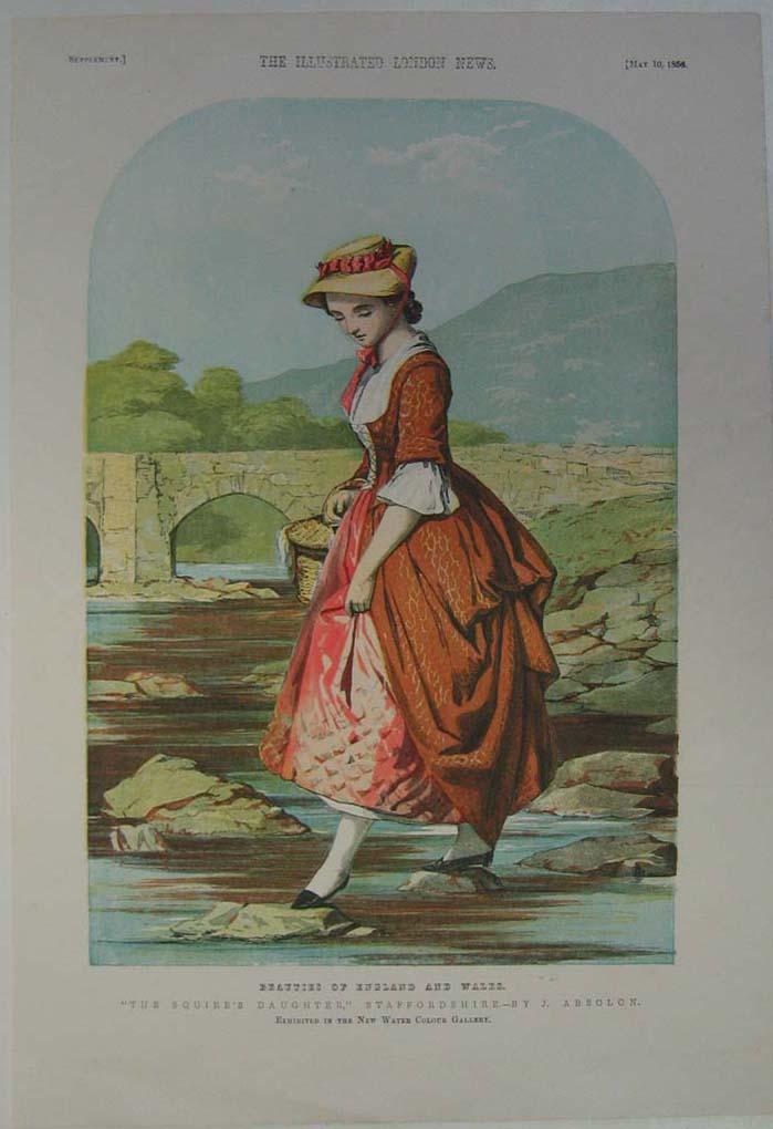 Amazing Pics Photos  Old English Dress