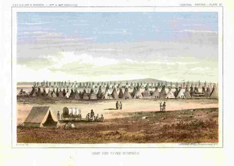 Morrill Act Of 1862. and quot;Camp Red River
