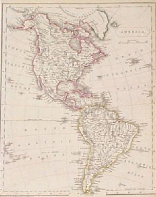 Prints Old Rare North America page