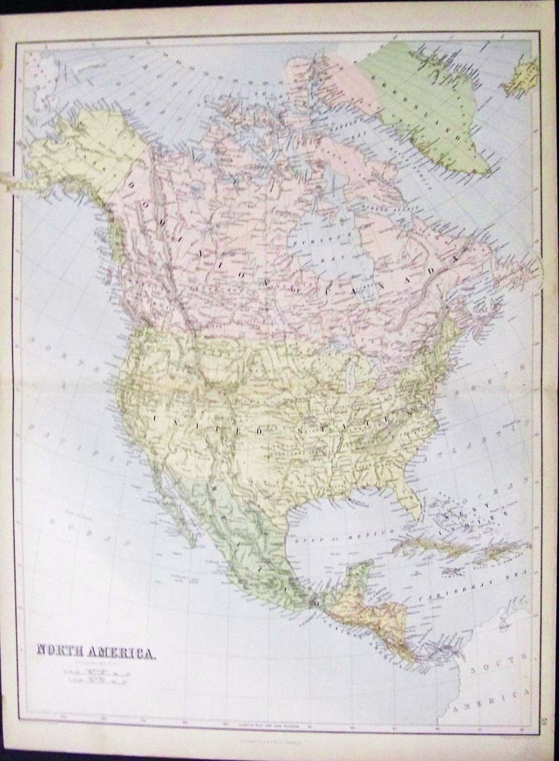 Prints Old & Rare - North America page