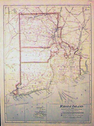Prints Old Amp Rare  Rhode Island Page