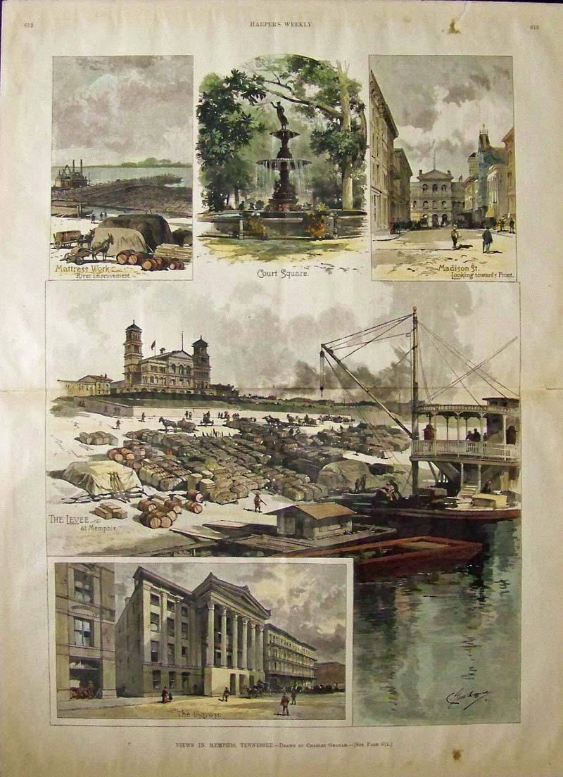 Prints old rare tennessee antique maps prints for Small towns in tennessee near knoxville