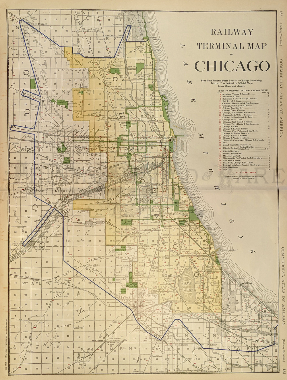 Prints Old & Rare - Chicago, Illinois - Antique Maps & Prints on cook county map, city mo map, city of san antonio sea world, northside chicago map, 21st ward map, chicago city street map, illinois map, city ny map, chicago city limits map, chicago neighborhood map, 1960s chicago map, city wi map, city md map, city of skyline, city nc map, downtown chicago map, city of arizona state, detailed chicago city map, distribution chicago map, california chicago map,