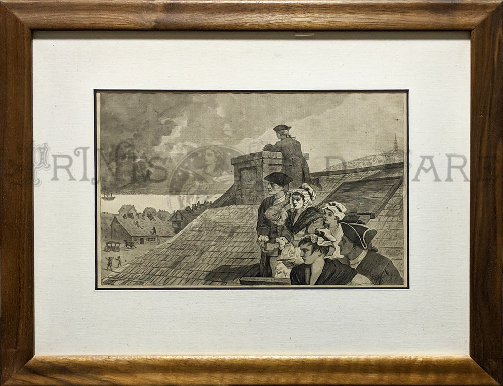 Prints Old Rare Framed Maps And Prints Antique Maps Prints