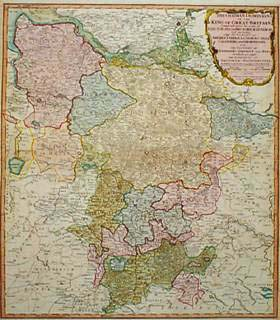 Prints Old & Rare - Germany - Antique Maps & Prints on