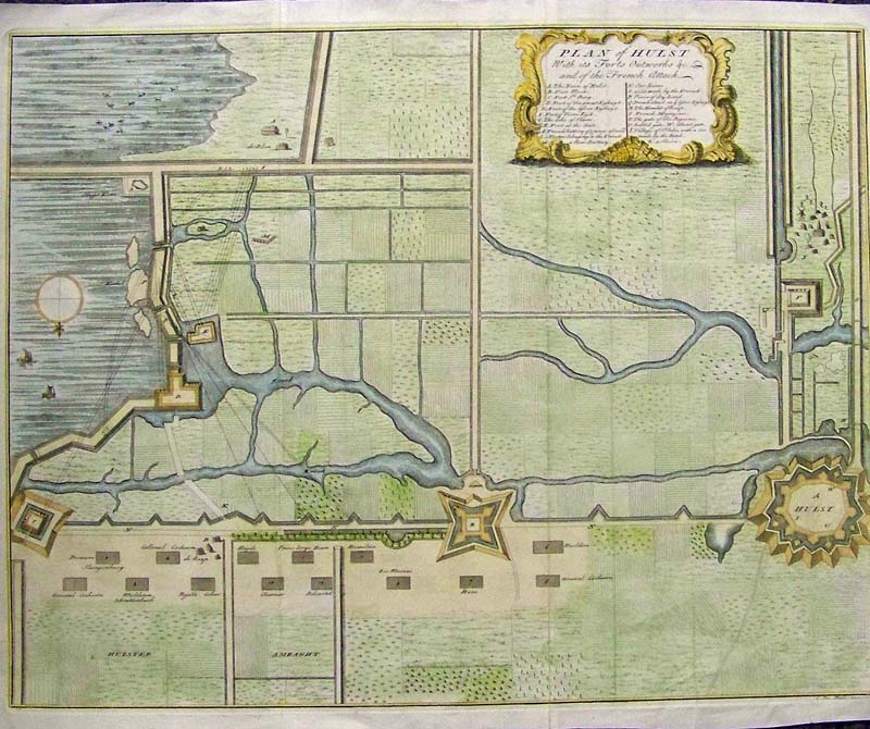 Prints Old Rare Low Countries Antique Maps Prints - Antique maps amsterdam