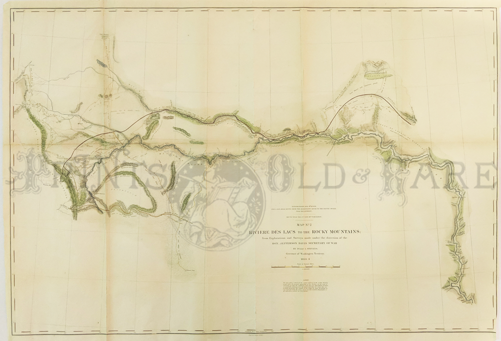 Crow Reservation Montana Map.Prints Old Rare Montana Antique Maps Prints
