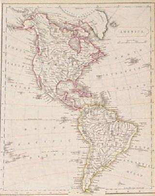 Prints Old & Rare - North America - Antique Maps & Prints