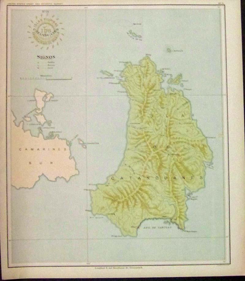 Prints Old & Rare - Philippines - Antique Maps & Prints