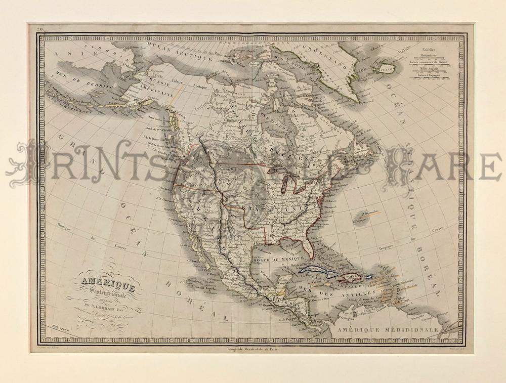 Map Of Texas 1840.Prints Old Rare Texas Antique Maps Prints