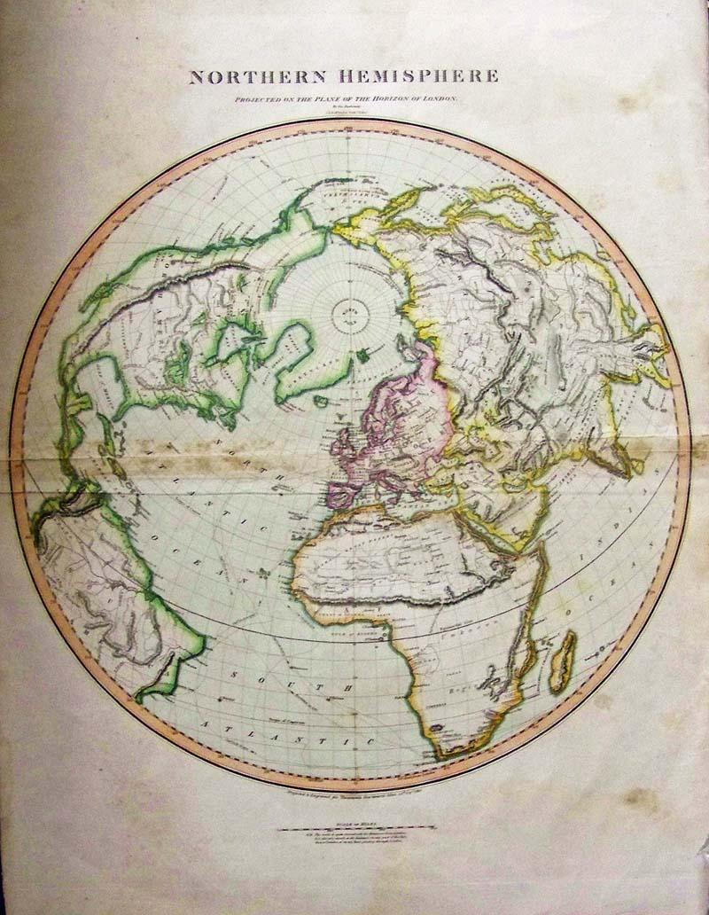 Prints Old & Rare - World Maps - Antique Maps & Prints