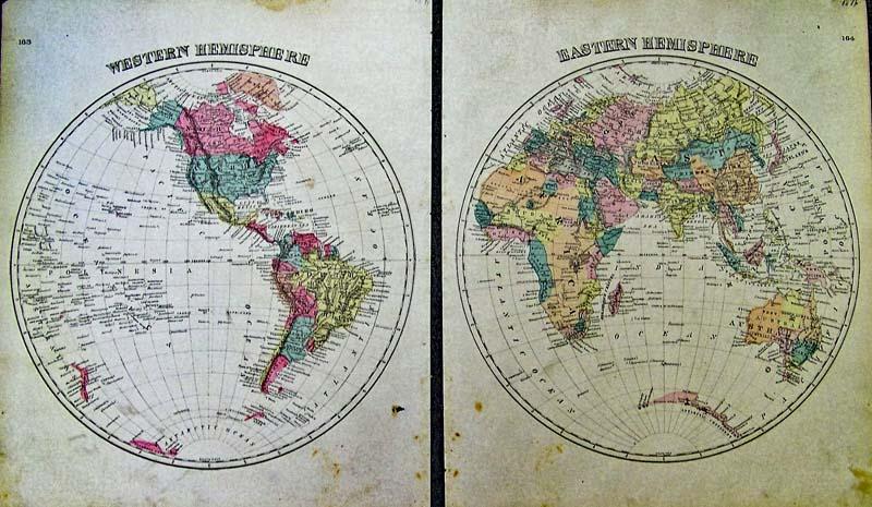 Prints Old Rare World Maps Antique Maps Prints